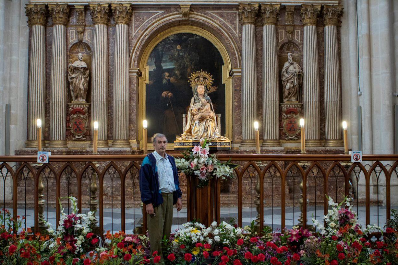 Sacristán de la catedral de Burgos
