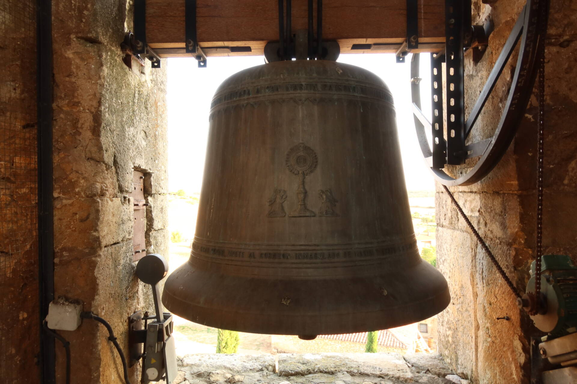campana campanero escuela campanario