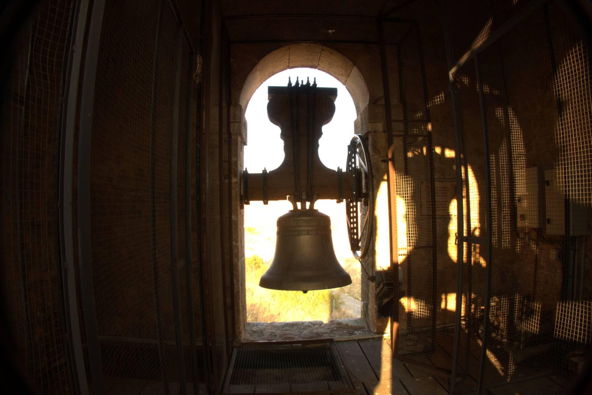campaneros sonido tradición mecerreyes automatización