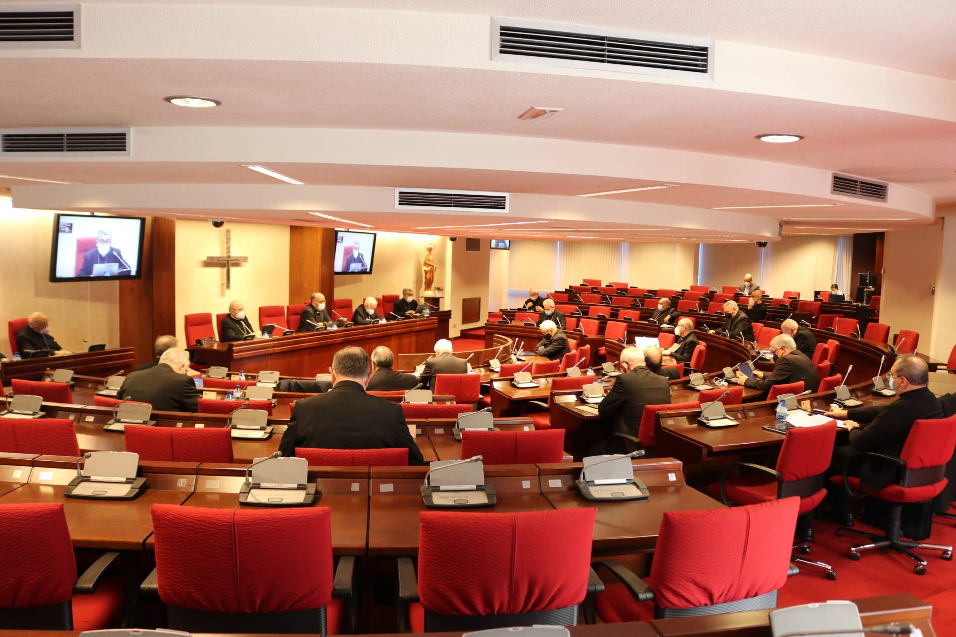 comisión permanente conferencia episcopal