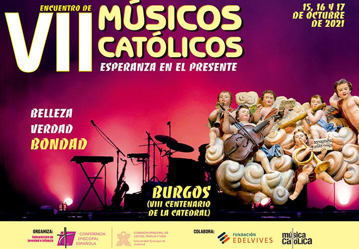 musicos catolicos
